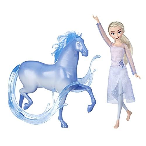 アナと雪の女王 アナ雪 ディズニープリンセス フローズン 【送料無料】Disney Frozen Elsa Fashion Doll & Nokk Figure Inspired by Frozen 2アナと雪の女王 アナ雪 ディズニープリンセス フローズン