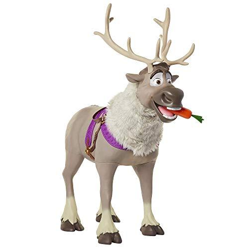アナと雪の女王 アナ雪 ディズニープリンセス フローズン 【送料無料】Sven Reindeer Frozen 2 My Size Playdate Sven with Sounds, Perfect Child-Size Pal for Girls, Boys, Stands Over 3 Feet Tall frアナと雪の女王 アナ雪 ディズニープリンセス フローズン