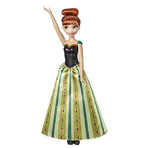 アナと雪の女王 アナ雪 ディズニープリンセス フローズン 【送料無料】Disney Frozen Shimmer 'N Sing Anna, Singing Dollアナと雪の女王 アナ雪 ディズニープリンセス フローズン