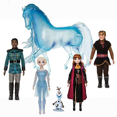 アナと雪の女王 アナ雪 ディズニープリンセス フローズン 【送料無料】Disney Frozen II Deluxe Doll Setアナと雪の女王 アナ雪 ディズニープリンセス フローズン