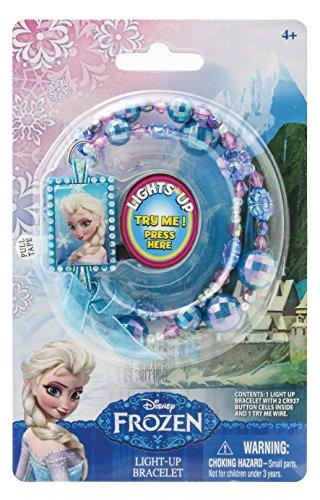 アナと雪の女王 アナ雪 ディズニープリンセス フローズン Disney Frozen Elsa Light Up Bead Braceletアナと雪の女王 アナ雪 ディズニープリンセス フローズン