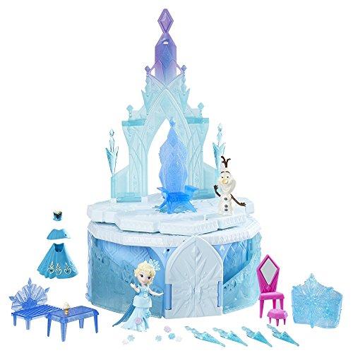 アナと雪の女王 アナ雪 ディズニープリンセス フローズン 【送料無料】Disney Frozen Little Kingdom Elsa's Magical Rising Castleアナと雪の女王 アナ雪 ディズニープリンセス フローズン