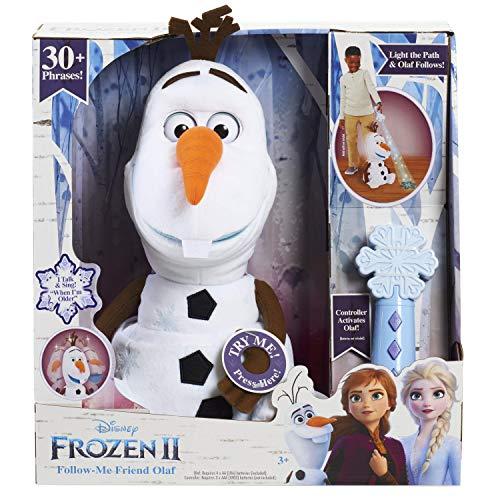 アナと雪の女王 アナ雪 ディズニープリンセス フローズン 【送料無料】Disney Frozen 2 Follow-Me Friend Olafアナと雪の女王 アナ雪 ディズニープリンセス フローズン