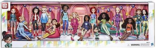 アナと雪の女王 アナ雪 ディズニープリンセス フローズン 【送料無料】Disney Princess Ralph Breaks The Internet Movie Dolls with Comfy Clothes & Accessories, 14 Doll Ultimate Multipackアナと雪の女王 アナ雪 ディズニープリンセス フローズン