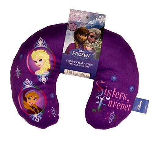 アナと雪の女王 アナ雪 ディズニープリンセス フローズン Disney Frozen Sisters Forever Travel Neck Pillowアナと雪の女王 アナ雪 ディズニープリンセス フローズン