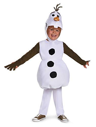 アナと雪の女王 アナ雪 ディズニープリンセス フローズン 【送料無料】Olaf Toddler Classic Costume, Small (2T)アナと雪の女王 アナ雪 ディズニープリンセス フローズン