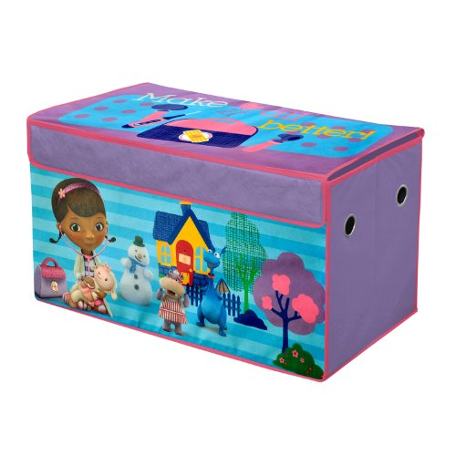 ドックはおもちゃドクター ディズニーチャンネル ドックのおもちゃびょういん 【送料無料】Disney Doc McStuffins Collapsible Storage Trunkドックはおもちゃドクター ディズニーチャンネル ドックのおもちゃびょういん