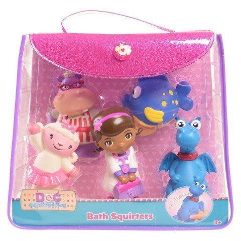 ドックはおもちゃドクター ディズニーチャンネル ドックのおもちゃびょういん Doc McStuffins Bath Squirtersドックはおもちゃドクター ディズニーチャンネル ドックのおもちゃびょういん
