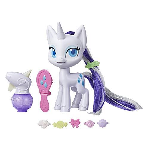 マイリトルポニー ハズブロ hasbro、おしゃれなポニー かわいいポニー ゆめかわいい My Little Pony Magical Mane Rarity Toy -- 6.5
