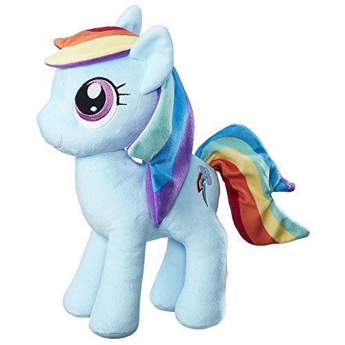 マイリトルポニー ハズブロ hasbro、おしゃれなポニー かわいいポニー ゆめかわいい 【送料無料】My Little Pony Friendship is Magic Rainbow Dash Cuddly Plushマイリトルポニー ハズブロ hasbro、おしゃれなポニー かわいいポニー ゆめかわいい