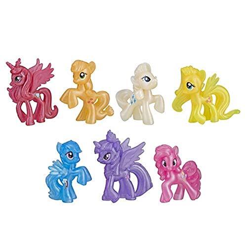 マイリトルポニー ハズブロ hasbro、おしゃれなポニー かわいいポニー ゆめかわいい My Little Pony Shimmering Friends Mini Figure Collectionマイリトルポニー ハズブロ hasbro、おしゃれなポニー かわいいポニー ゆめかわいい