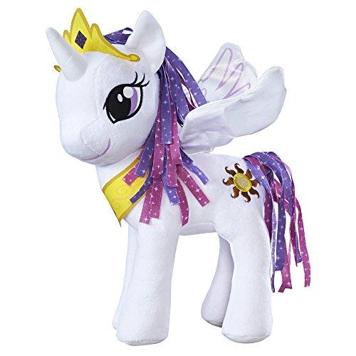 マイリトルポニー ハズブロ hasbro、おしゃれなポニー かわいいポニー ゆめかわいい My Little Pony Friendship is Magic Princess Celestia Feature Wings Plushマイリトルポニー ハズブロ hasbro、おしゃれなポニー かわいいポニー ゆめかわいい