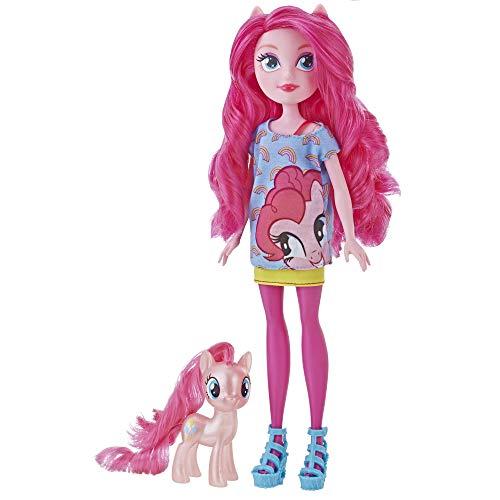 マイリトルポニー ハズブロ hasbro、おしゃれなポニー かわいいポニー ゆめかわいい My Little Pony Equestria Girls Through The Mirror Pinkie Pie -- 11