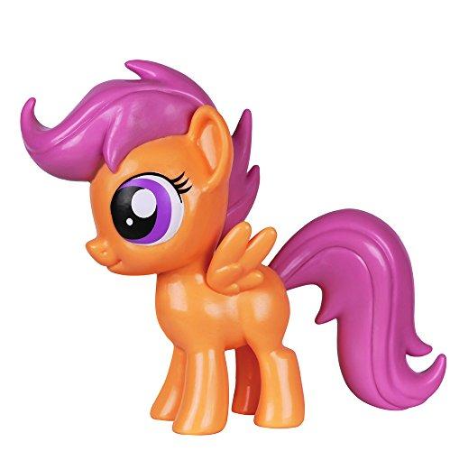 マイリトルポニー ハズブロ hasbro、おしゃれなポニー かわいいポニー ゆめかわいい My Little Pony: Scootaloo Vinyl Figureマイリトルポニー ハズブロ hasbro、おしゃれなポニー かわいいポニー ゆめかわいい