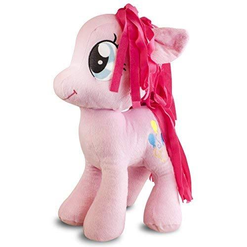 マイリトルポニー ハズブロ hasbro、おしゃれなポニー かわいいポニー ゆめかわいい Hasbro My Little Pony Pinkie Pie Plush Cuddle Pillow - 20
