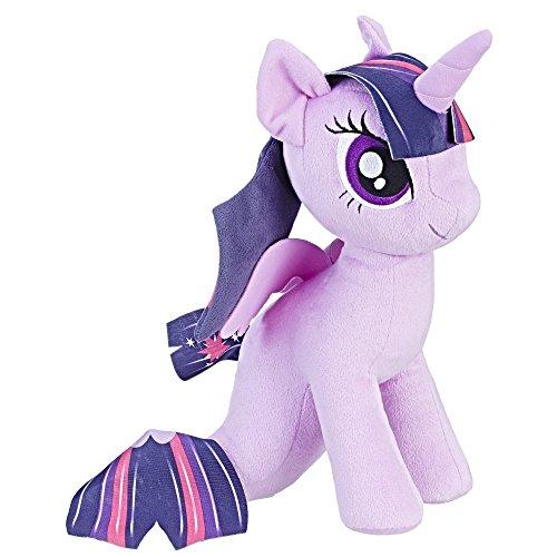 マイリトルポニー ハズブロ hasbro、おしゃれなポニー かわいいポニー ゆめかわいい My Little Pony the Movie Princess Twilight Sparkle Sea-Pony Cuddly Plushマイリトルポニー ハズブロ hasbro、おしゃれなポニー かわいいポニー ゆめかわいい