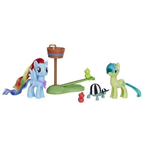マイリトルポニー ハズブロ hasbro、おしゃれなポニー かわいいポニー ゆめかわいい My Little Pony Rainbow Dash & Sandbar Teamwork Lessonマイリトルポニー ハズブロ hasbro、おしゃれなポニー かわいいポニー ゆめかわいい