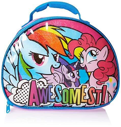 マイリトルポニー ハズブロ hasbro、おしゃれなポニー かわいいポニー ゆめかわいい My Little Pony Awesome Dome Insulated Lunch Kitマイリトルポニー ハズブロ hasbro、おしゃれなポニー かわいいポニー ゆめかわいい