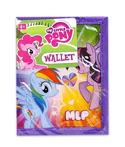 マイリトルポニー ハズブロ hasbro、おしゃれなポニー かわいいポニー ゆめかわいい My Little Pony Wallet for Girlsマイリトルポニー ハズブロ hasbro、おしゃれなポニー かわいいポニー ゆめかわいい