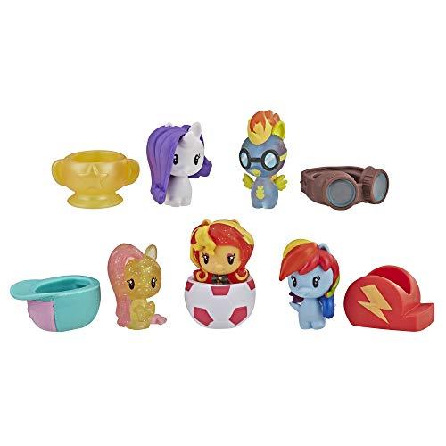 マイリトルポニー ハズブロ hasbro、おしゃれなポニー かわいいポニー ゆめかわいい My Little Pony Cutie Mark Crew Series 3 You're Invited Championship Party 5-Pack Toysマイリトルポニー ハズブロ hasbro、おしゃれなポニー かわいいポニー ゆめかわいい