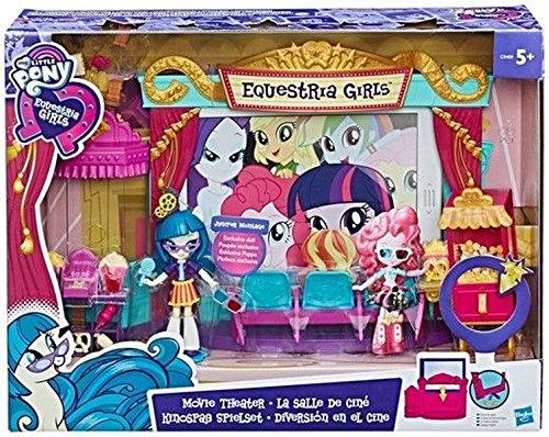 マイリトルポニー ハズブロ hasbro、おしゃれなポニー かわいいポニー ゆめかわいい 【送料無料】My Little Pony Equestria Girls Minis Movie Theatreマイリトルポニー ハズブロ hasbro、おしゃれなポニー かわいいポニー ゆめかわいい