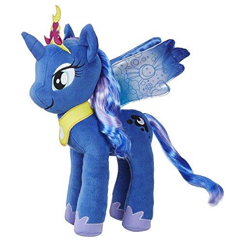 マイリトルポニー ハズブロ hasbro、おしゃれなポニー かわいいポニー ゆめかわいい 【送料無料】My Little Pony: The Movie Princess Luna Large Soft Plushマイリトルポニー ハズブロ hasbro、おしゃれなポニー かわいいポニー ゆめかわいい
