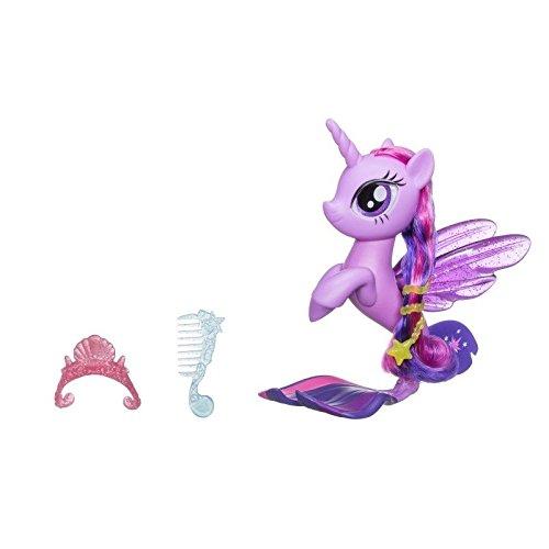 マイリトルポニー ハズブロ hasbro、おしゃれなポニー かわいいポニー ゆめかわいい My Little Pony C1831ES0 The Movie Glitter and Style Seapony Twilight Sparkle Figureマイリトルポニー ハズブロ hasbro、おしゃれなポニー かわいいポニー ゆめかわいい