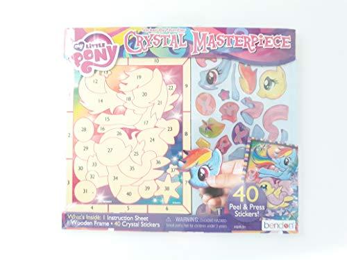 マイリトルポニー ハズブロ hasbro、おしゃれなポニー かわいいポニー ゆめかわいい My Little Pony 40 Piece Sticker By Number.マイリトルポニー ハズブロ hasbro、おしゃれなポニー かわいいポニー ゆめかわいい