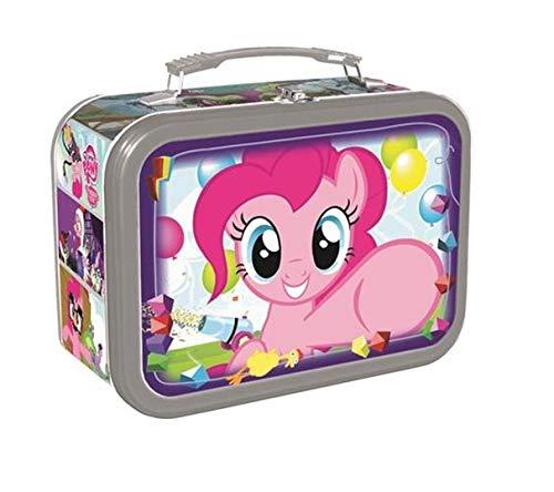マイリトルポニー ハズブロ hasbro、おしゃれなポニー かわいいポニー ゆめかわいい My Little Pony Lunch Box -- Deluxe Pinkie Pie Tin Lunchbox (My Little Pony School Supplies)マイリトルポニー ハズブロ hasbro、おしゃれなポニー かわいいポニー ゆめかわいい