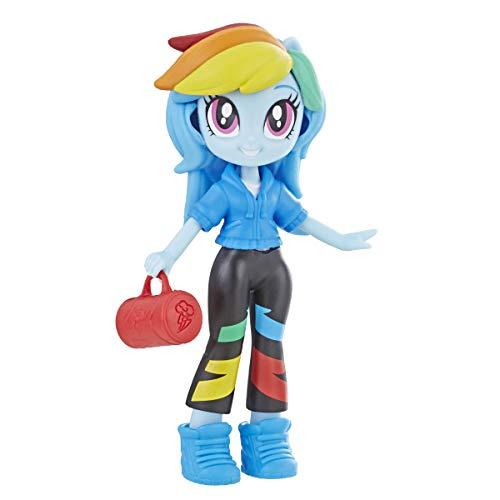 マイリトルポニー ハズブロ hasbro、おしゃれなポニー かわいいポニー ゆめかわいい My Little Pony Equestria Girls Fashion Squad Rainbow Dash 3
