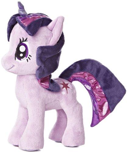 マイリトルポニー ハズブロ hasbro、おしゃれなポニー かわいいポニー ゆめかわいい 【送料無料】My Little Pony Aurora World Twilight Sparkle 10 Inch Plushマイリトルポニー ハズブロ hasbro、おしゃれなポニー かわいいポニー ゆめかわいい