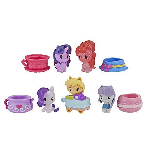 マイリトルポニー ハズブロ hasbro、おしゃれなポニー かわいいポニー ゆめかわいい My Little Pony Cutie Mark Crew Series 3 You're Invited Tea Party 5 Pack Toysマイリトルポニー ハズブロ hasbro、おしゃれなポニー かわいいポニー ゆめかわいい