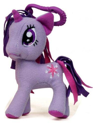 マイリトルポニー ハズブロ hasbro、おしゃれなポニー かわいいポニー ゆめかわいい My Little Pony Friendship is Magic 3 Inch Plush Clip Twilight Sparkleマイリトルポニー ハズブロ hasbro、おしゃれなポニー かわいいポニー ゆめかわいい