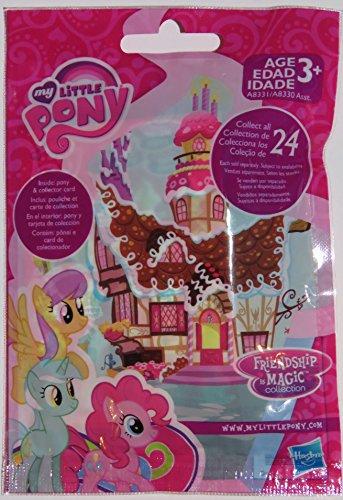 マイリトルポニー ハズブロ hasbro、おしゃれなポニー かわいいポニー ゆめかわいい My Little Pony Blind Bag Wave 15 - 1 Indivdual Pony 2.5