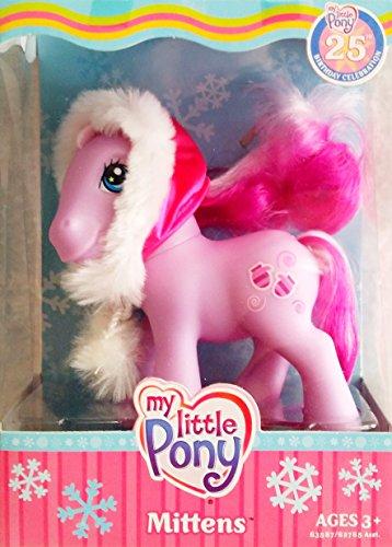 マイリトルポニー ハズブロ hasbro、おしゃれなポニー かわいいポニー ゆめかわいい 【送料無料】My Little Pony G3: Mittens - Best Friends 25th Birthday Anniversary Celebrマイリトルポニー ハズブロ hasbro、おしゃれなポニー かわいいポニー ゆめかわいい