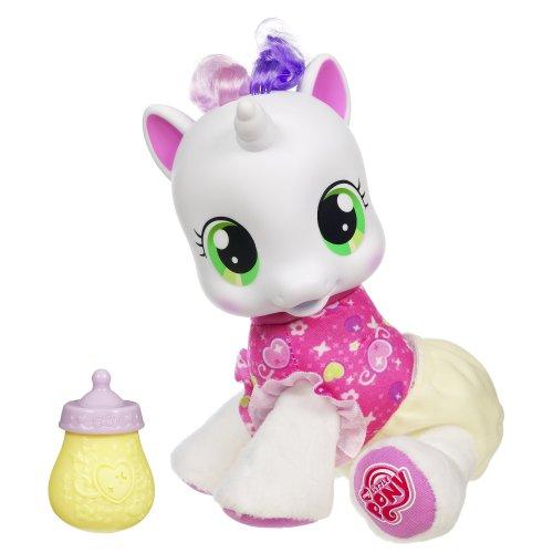 マイリトルポニー ハズブロ hasbro、おしゃれなポニー かわいいポニー ゆめかわいい 【送料無料】My Little Pony So Soft Newborn Sweetie Belleマイリトルポニー ハズブロ hasbro、おしゃれなポニー かわいいポニー ゆめかわいい
