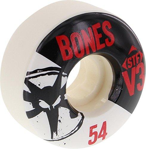 ウィール タイヤ スケボー スケートボード 海外モデル Bones STF Slim 54mm Skateboard Wheels (Set Of 4)ウィール タイヤ スケボー スケートボード 海外モデル
