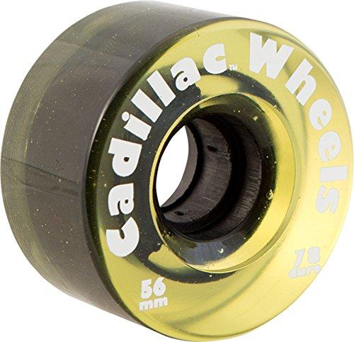 ウィール タイヤ スケボー スケートボード 海外モデル Cadillac 56mm Beer Clear.yellow Skate Wheelsウィール タイヤ スケボー スケートボード 海外モデル