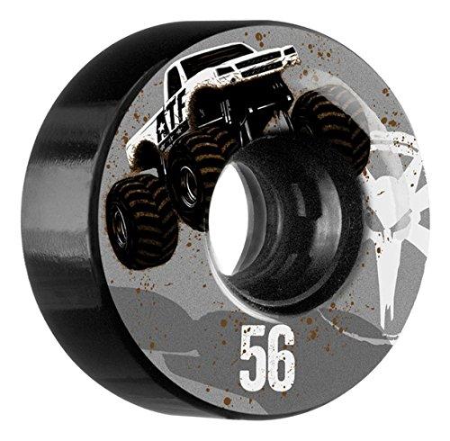 ウィール タイヤ スケボー スケートボード 海外モデル WSCPMUD5680X4 Bones Wheels Mudder Fudder 56mm Black Skateboard Wheelsウィール タイヤ スケボー スケートボード 海外モデル WSCPMUD5680X4