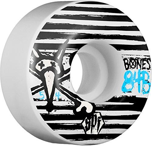 ウィール タイヤ スケボー スケートボード 海外モデル WSCABSK5403W4 Bones Wheels Strokes Skateboard Wheels, 54mmウィール タイヤ スケボー スケートボード 海外モデル WSCABSK5403W4