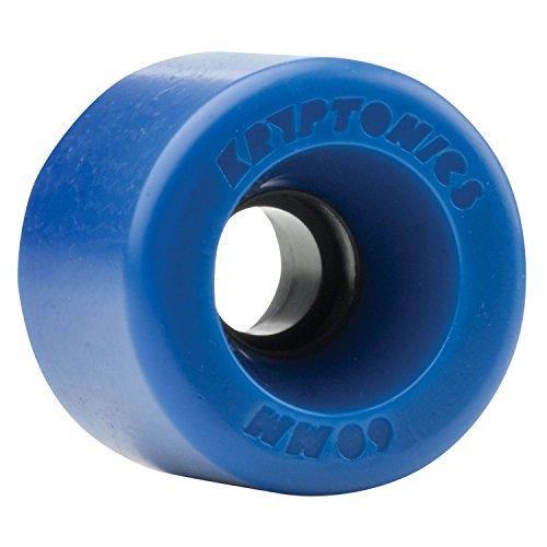 ウィール タイヤ スケボー スケートボード 海外モデル 0016214 Kryptonics Star-Trac Wheels Blue 75mm 82aウィール タイヤ スケボー スケートボード 海外モデル 0016214