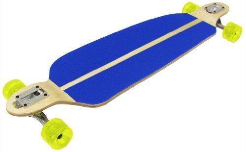 ウィール タイヤ スケボー スケートボード 海外モデル DECK TGM Skateboards DROP DOWN LONGBOARD Hybrid Thru Mounted SPEED BOARD - BLUEウィール タイヤ スケボー スケートボード 海外モデル DECK