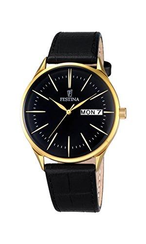 フェスティナ フェスティーナ スイス 腕時計 メンズ Festina Classic F6838/3 Mens Wristwatch Classic & Simpleフェスティナ フェスティーナ スイス 腕時計 メンズ