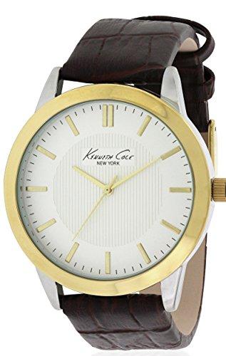 腕時計 ケネスコール・ニューヨーク Kenneth Cole New York メンズ 【送料無料】Kenneth Cole Watches Men's Classic Watch (Silver)腕時計 ケネスコール・ニューヨーク Kenneth Cole New York メンズ