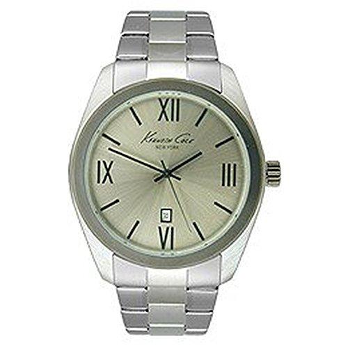 腕時計 ケネスコール・ニューヨーク Kenneth Cole New York メンズ 【送料無料】Kenneth Cole New York Three-Hand Stainless Steel Men's watch #KC9301腕時計 ケネスコール・ニューヨーク Kenneth Cole New York メンズ