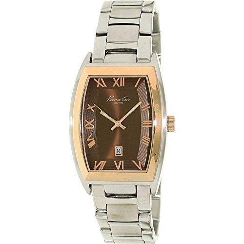 腕時計 ケネスコール・ニューヨーク Kenneth Cole New York メンズ 【送料無料】Kenneth Cole New York 3-Hand with Date Men's watch #KC9199腕時計 ケネスコール・ニューヨーク Kenneth Cole New York メンズ