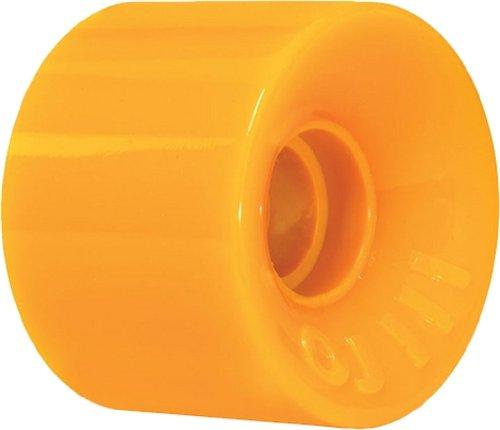 ウィール タイヤ スケボー スケートボード 海外モデル OJ Wheels III Hot Juice Mini 78A 55mm Solid Orange Skateboard Wheels (Set of 4)ウィール タイヤ スケボー スケートボード 海外モデル