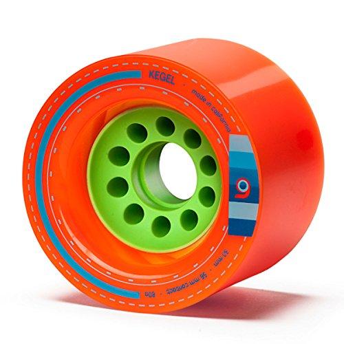 無料ラッピングでプレゼントや贈り物にも。逆輸入並行輸入送料込 ウィール タイヤ スケボー スケートボード 海外モデル WKE8083 【送料無料】Orangatang Kegel 80 mm 80a Downhill Longboard Skateboard Cruising Wheels (Orange, Set of 4)ウィール タイヤ スケボー スケートボード 海外モデル WKE8083
