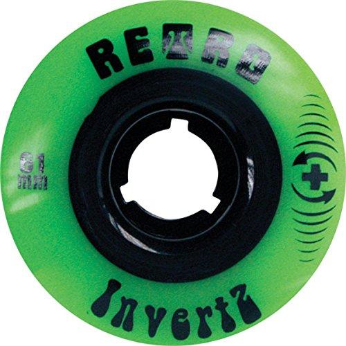ウィール タイヤ タイヤ スケボー スケートボード 海外モデル Retro of Invertz Park (Set Plus 61mm 99a Skateboard Wheels (Set of 4)ウィール タイヤ スケボー スケートボード 海外モデル, セレクトSHOPぶるーまん:c207ae86 --- rakuten-apps.jp