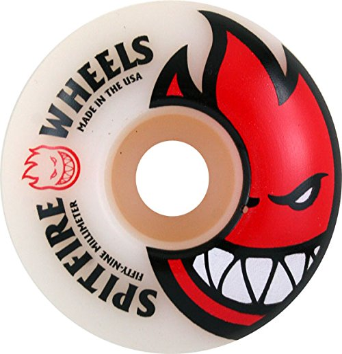 ウィール タイヤ スケボー スケートボード 海外モデル DECK Spitfire Bighead 63mm Skateboard Wheels (Set Of 4)ウィール タイヤ スケボー スケートボード 海外モデル DECK